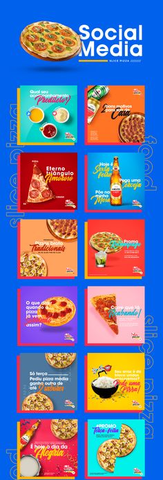 Social Media – Slice Pizza on Behance Your search stop here. Start make mone… Social Media – Slice Pizza on Behance Your search stop here. Start make money from home now. Social Media Branding, Social Media Ad, Social Media Banner, Social Media Template, Social Media Design, Social Media Marketing, Marketing Articles, Social Media Graphics, Digital Marketing