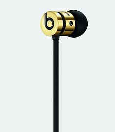 black and gold earbuds - Google Search