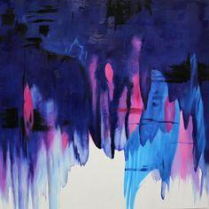 Exuding Blue | Ideal Art