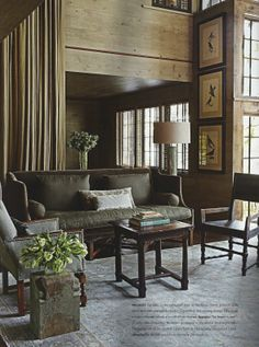 lake living room by mcalpine tankersley