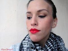 MariCômio: Maquiagem de Inverno + Veveli - Quem Disse Berenice?