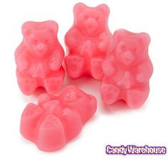 Just found Pink Strawberry Gummy Bears: 5LB Bag @CandyWarehouse, Thanks for the #CandyAssist!