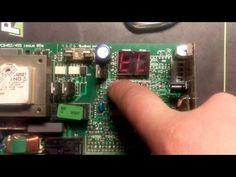 455d faac programowanie ze spowolnieniami - YouTube