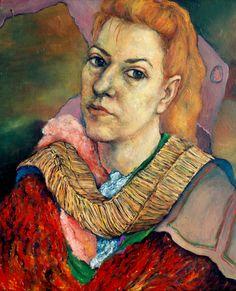 lauravandenhengel:        Self-portrait (1993)