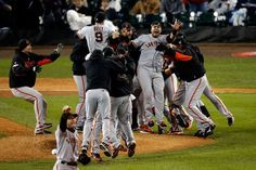 San Francisco Giants vs. Detroit Tigers - Photos - October 28, 2012 - ESPN