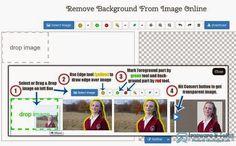 Deux outils en ligne pour effacer facilement l'arrière-plan de vos photos