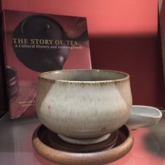 The Story of Tea : A Cultural History