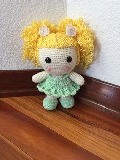 Ravelry: BereaGirl's Weebee Doll