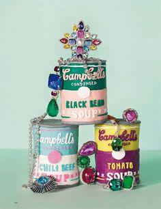 Vogue UK, December 2012 #ShopCamp #CampCollection ShopCamp.com