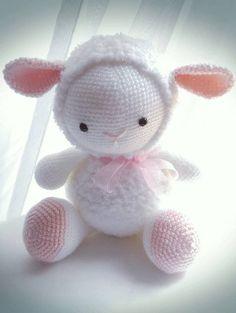 amigurumi lambcrochet lambhandmade lambhandmade toys by zizubizus