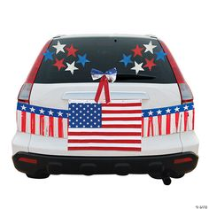 American Flag Bunting, Patriotic Bunting, Patriotic Party, 4th Of July Parade, Fourth Of July, Parade Float Supplies, Oriental Trading, Party Supplies, Trading Company