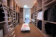 Blue Jay - contemporary - Closet - Los Angeles - Josh Brown Design