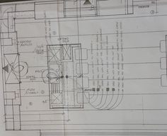 After weeks and weeks found a kitchen company and had plans drawn up! phew !