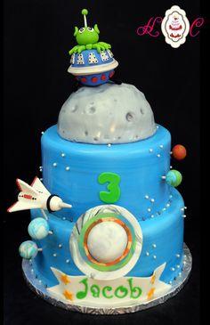 torta sistema solare