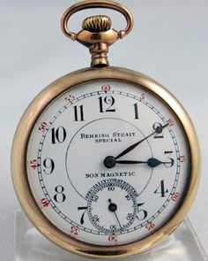 SWISS Pocket Watch 1900 at Ashton-Blakey Vintage Watches