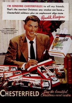 Old Commercials   Pics Old Cigarette Ads