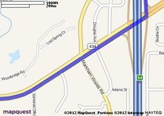 eustis florida mapquest