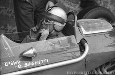 Giancarlo Baghetti su Ferrari 1961