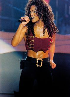 janet. World Tour, Miscellaneous   JANET Vault   Janet Jackson Photo Gallery