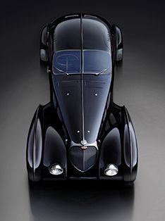 """Bugatti Typ 57SC Atlantic, """"La Voiture Noire"""""""