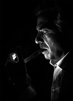 The Cigar in Showcase of Film Noir Photography