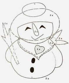 3 blue snowmen part 3 Applique Patterns, Quilt Patterns, Diy Paper, Paper Crafts, Board Decoration, Winter Project, Snowman Decorations, Christmas Drawing, Diy And Crafts