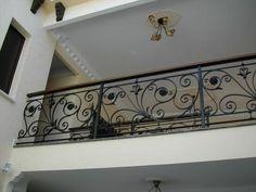 Vicente Gragera, artesanía en hierro ::: - Barandas