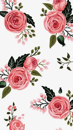 Flower Phone Wallpaper, Gold Wallpaper, Cute Wallpaper Backgrounds, Pretty Wallpapers, Cellphone Wallpaper, Flower Backgrounds, Aesthetic Iphone Wallpaper, Screen Wallpaper, Pattern Wallpaper