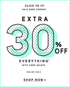 Graphic Design - Sale email design - Promo inspiration…