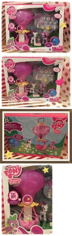 1990-Now 47228: My Little Pony Friendship Is Magic Hot Air Balloon New -> BUY IT NOW ONLY: $55 on eBay!