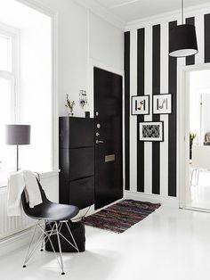 Como decorar tus paredes con papel tapiz - Para Más Información Ingresa en: http://banosmodernos.com/como-decorar-tus-paredes-con-papel-tapiz/