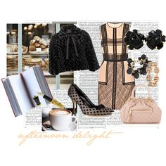 afternoon delight, created by hidden-fashionista.polyvore.com