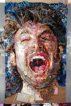 Tom Deininger - Recycled Art