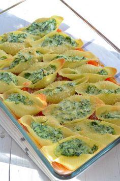32 Ideas For Pasta Shells Healthy Easy Healthy Recipes, Veggie Recipes, Pasta Recipes, Cooking Recipes, Healthy Food, I Love Food, Good Food, Yummy Food, Risotto