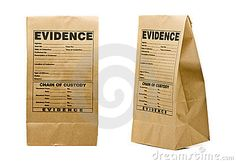 Evidence bag-can I run a paper bag through the printer?