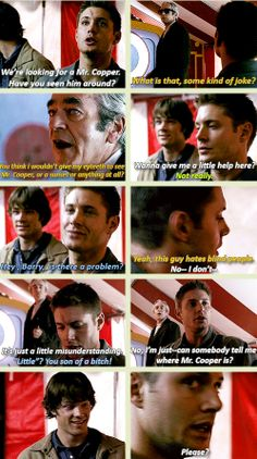 [GIFSET] 2x02 Everybody Loves A Clown