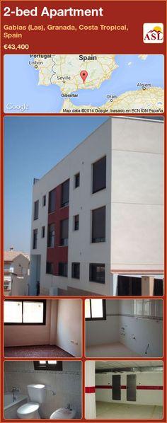 2-bed Apartment in Gabias (Las), Granada, Costa Tropical, Spain ►€43,400 #PropertyForSaleInSpain