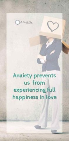 Could your high functioning anxiety prevent you from enjoying love and relationships? Read more to see how anxiety prevents you from showing your true colors and connecting with the right partners on the emotional level. #Anxiety #Dating #RelationshipAdvi Anxiety Tips, Stress And Anxiety, Anxiety Help, Anxiety Relief, Stress Relief, High Functioning Anxiety, Anxiety Disorder Symptoms, Stress Busters