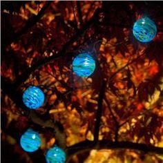 Aurora Glow String Lights on bambeco