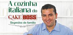 Buddy Valastro reúne 130 receitas de sua família em livro