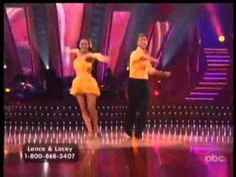 Pussycat Dolls - Sway DANCING WITH THE STARS VERSION