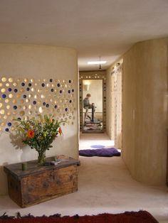 Održiva kuća od automobilskih guma u Francuskoj | Eko kuće