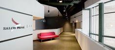 LEMAYMICHAUD   Quebec   Architecture   Interior Design   Entertainement   LUDOPLEX Architecture Design, Stairs, Loft, Interior Design, Bed, Furniture, Home Decor, Living Room, Nest Design