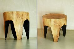 Tabouret Burning Man