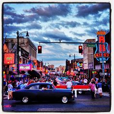 The biggest New Year's Eve party in Memphis is on Beale Street. Multiple bands will be rocking Handy Park all night and a giant guitar will drop at Hard Rock Cafe at midnight.