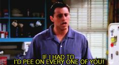 """""""The One With the Jellyfish"""" (Season 4) 