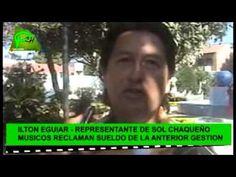 FOLKLORISTAS RECLAMAN PAGO MUNICIPAL