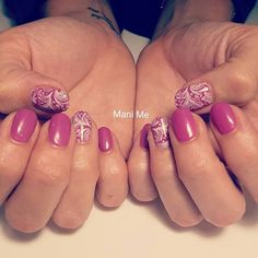 #gel #gelnails #polish #nailart #nailsonfleek #nailsofinstagram #nailedit @faburnails