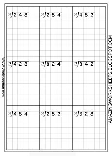 Long Division – 3 Digits By 1 Digit – Without Remainders – 20 Worksheets / FREE Printable Worksheets – Worksheetfun Long Division Worksheets, Long Division Activities, Long Division Practice, Teaching Long Division, Long Division Game, Long Division Questions, Long Division Strategies, Printable Math Worksheets, 4th Grade Math Worksheets