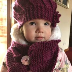 Cool Wool Knitting pattern by KatyTricot Beanie Knitting Patterns Free, Christmas Knitting Patterns, Baby Hats Knitting, Arm Knitting, Knitted Hats, Crochet Patterns, Crochet Hats, Universal Yarn, Red Heart Yarn